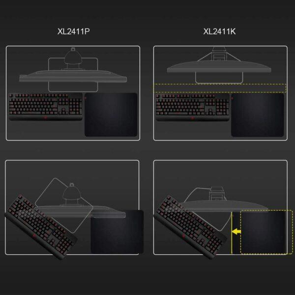 BenQ Zowie XL2411K 24 Inch 144Hz Gaming Monitor