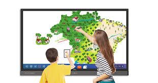 "4K UHD 86""Education Interactive Flat Panel Display"