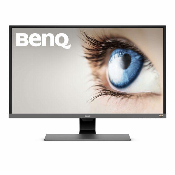 BenQ EW3270U 32 Inch 4K HDR Monitor | FreeSync | USB-C Connectivity | Integrated Speakers