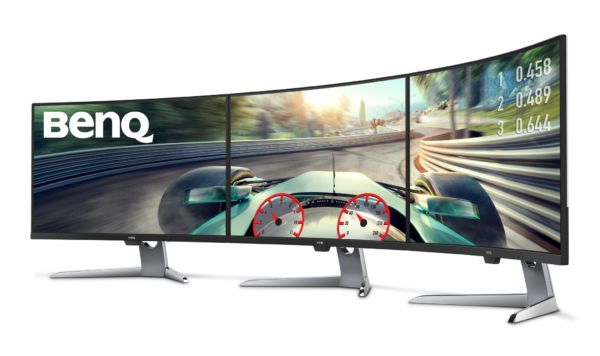 32 inch 1440p, Curved Monitor, 144hz, HDR, USB-C | EX3203R