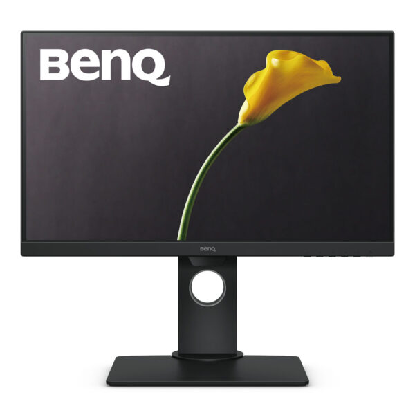 BenQ GW2480T 24-inch (60.5 cm) Eye Care Monitor, IPS Panel with VGA, HDMI, Audio in, Headphone Ports and in-Built Speakers, with Adaptive Brightness Technology