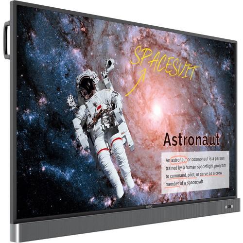 "BenQ Monitor 4K RP8602 UHD 86""Education Interactive Flat Panel Display"