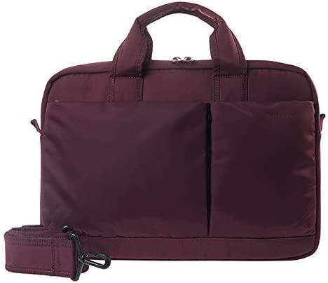 TUCANO BPB1314-BX Piu Laptop Computer Bags & Cases - Burgundy