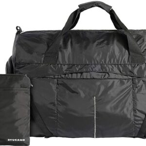 Compatto XL Weekender Packable - Black