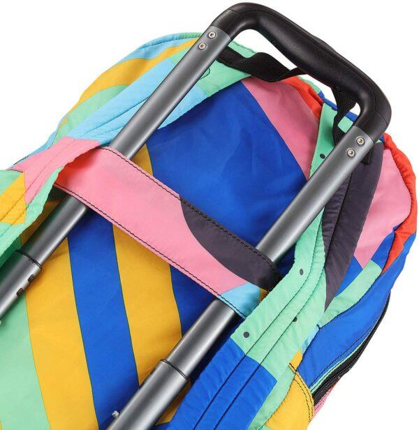 Tucano Shake MENDINI Foldable Backpack - Colourful