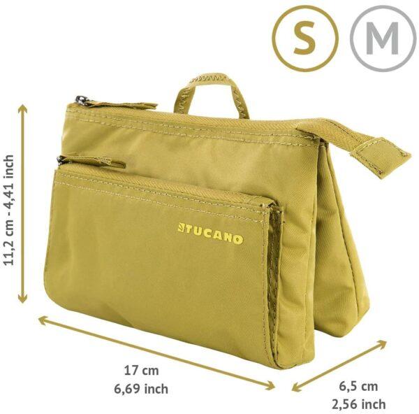 Ordine Beauty Case S Size - Green