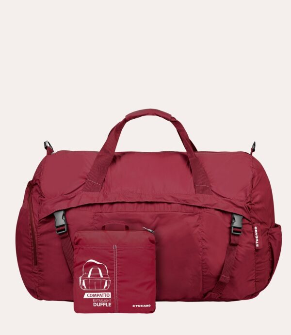 COMPATTO XL WEEKENDER FOLDABLE BURGUNDY