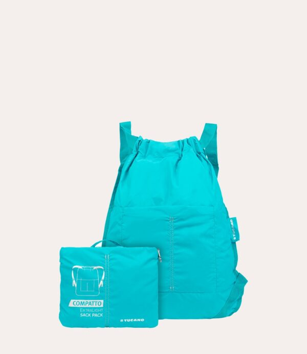 Compatto XL Backpack Packable - Light Blue