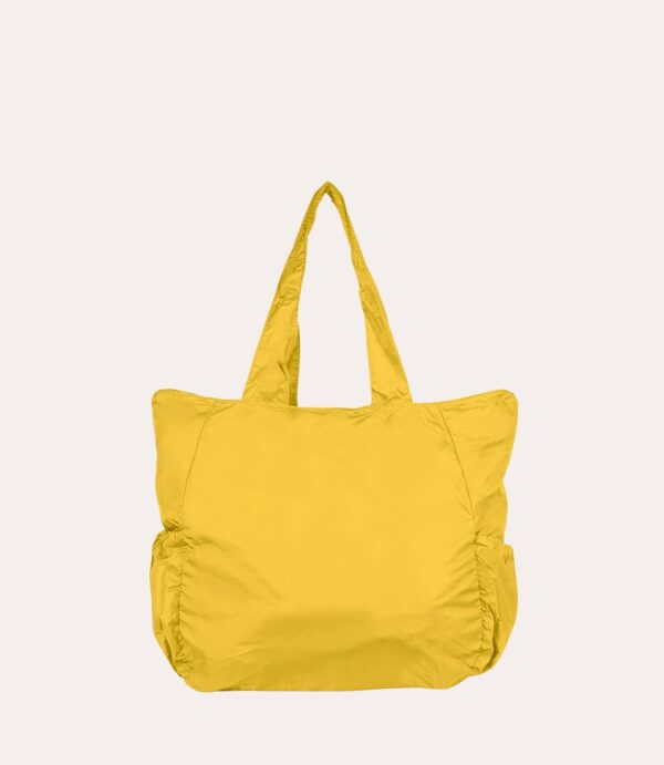Compatto XL Tote Packable – Yellow