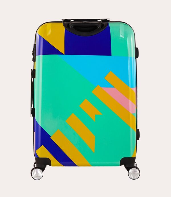 Tucano Shake trolley size S – Colorful