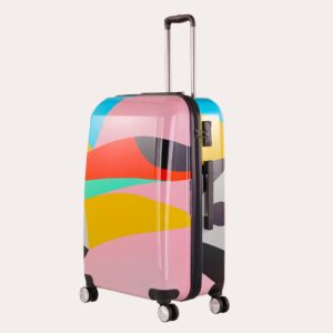 Tucano Shake trolley size S – Colorful Pink