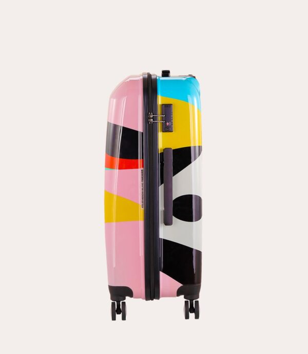 Tucano Shake trolley size M - Colorful Pink