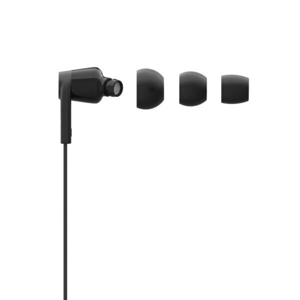 Belkin G3H0001btBLK 745883772728 Headphones with Lightning Connector